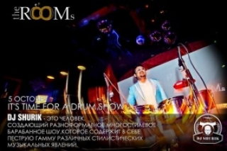 IT'S TIME FOR A DRUM SHOW в The ROOM`s