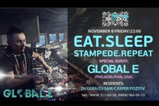 Eat. Sleep. STAMPEDE. Repeat!
