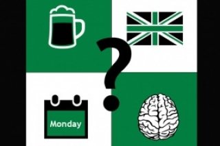 English Quiz в Irish Pub Patrick`s