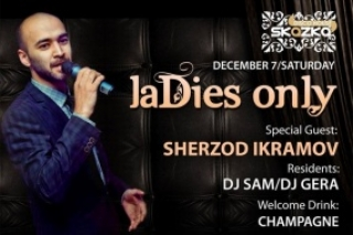 Ladies Only with Sherzod Ikramov