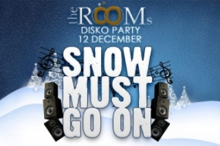 SNOW MUST GO ON в The ROOM's