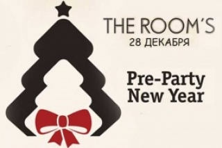New Year Pre Party в The ROOM's