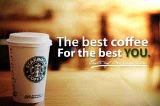 Starbucks coffee теперь в Brasil