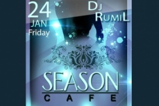 Happy Hour & PREPARTY в Season Cafe