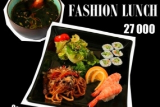 Fashion Lunch