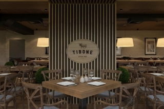 Паб TIBONE Steak Pub